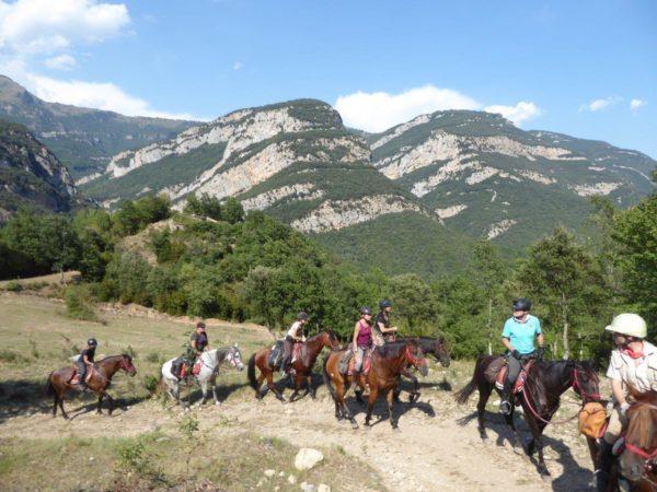 Rideferie_Spania_Pyreneene_Herdsmen trail_Anne Caathrie Haugland (12)