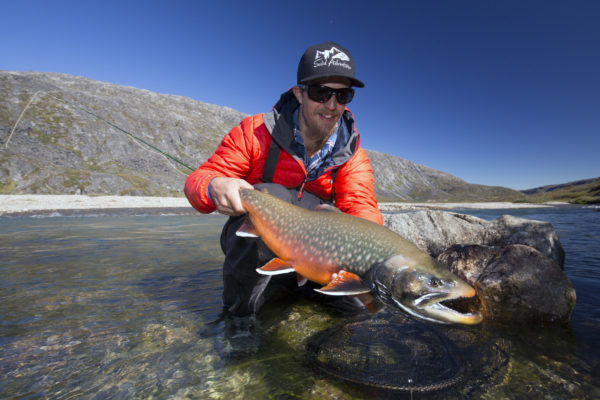 Fiske Grønland Flemming Wilberg Adventure (91)